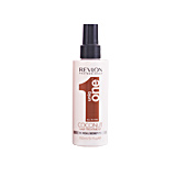 Detangling conditioner UNIQ ONE COCONUT all in one hair treatment Revlon