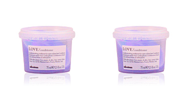 ESSENTIAL MINI PRODUCTOS acondicionador love discip Davines