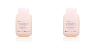 Davines ESSENTIAL MINI PRODUCTOS champú love rizo 75 ml