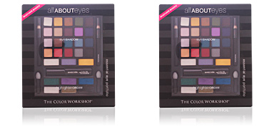 The Color Workshop ALL ABOUT EYES LOTE 34 pz