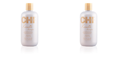 Champú con keratina CHI KERATIN reconstructing shampoo Farouk