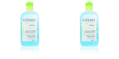SEBIUM H2O solution micellaire nettoyante purifiante Bioderma