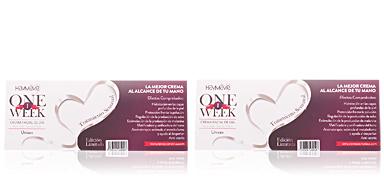 Face moisturizer ONE WEEK crema facial de día unisex Hammame