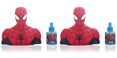Marvel SPIDERMAN figura hucha edc spray 100 ml