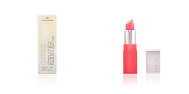 Batom POP SHEER GLAZE lip tint + primer Clinique