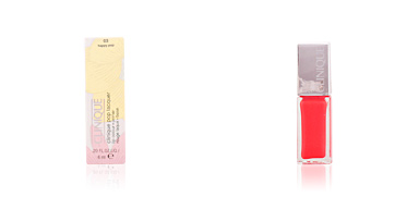 Clinique POP LACQUER lip colour + primer #03-happy pop 6 ml