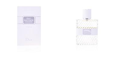 EAU SAUVAGE cologne vaporizador Dior