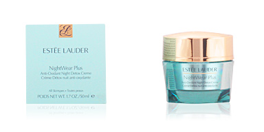 Cremas Antiarrugas y Antiedad NIGHTWEAR PLUS anti-oxidant night detox creme Estée Lauder