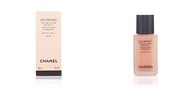LES BEIGES teint belle mine naturelle SPF25 Chanel
