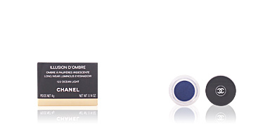 Chanel ILLUSION D'OMBRE #122-ocean light 4 gr