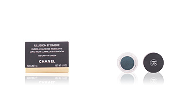 Chanel ILLUSION D'OMBRE #126-griffith green 4 gr