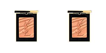 Poudres bronzantes LES SAHARIENNES bronzing stones Yves Saint Laurent
