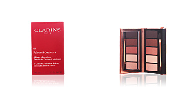 Clarins PALETTE 5 COULEURS #03-natural glow 7,5 gr