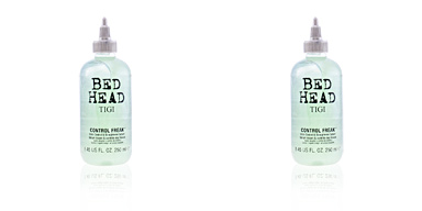Producto de peinado BED HEAD frizz control & straightener serum Tigi