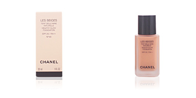 LES BEIGES teint belle mine naturelle SPF25 #40 30 ml Chanel
