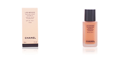 LES BEIGES teint belle mine naturelle SPF25 #50 Chanel