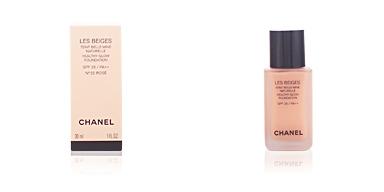 LES BEIGES teint belle mine naturelle SPF25 #22-rosé 30 ml