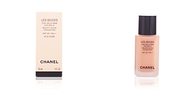 Chanel LES BEIGES teint belle mine naturelle SPF25 #32-rosé 30 ml