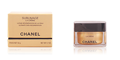 Anti aging cream & anti wrinkle treatment SUBLIMAGE la crème Chanel