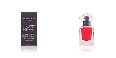 Guerlain LE VERNIS DELICIEUSEMENT BRILLANT #003-red heels 8,8 ml