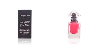 Guerlain LA PETITE ROBE NOIRE le vernis #063-pink button
