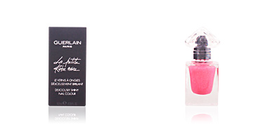Guerlain LE VERNIS DELICIEUSEMENT BRILLANT #001-my first nail polish