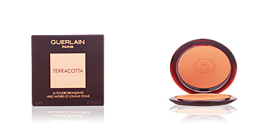 TERRACOTTA bronzing powder #01-clair brunettes Guerlain