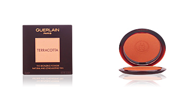 TERRACOTTA bronzing powder #03-naturel brunettes Guerlain