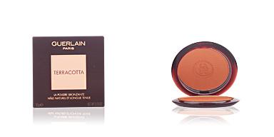 Guerlain TERRACOTTA bronzing powder #07-fonce dore 10 gr