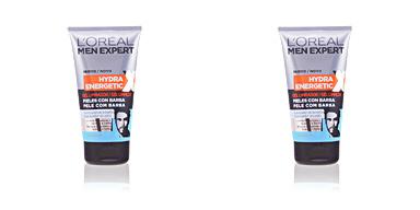 L'Oréal MEN EXPERT hydra energetic gel limpiador piel c/barba 150 ml