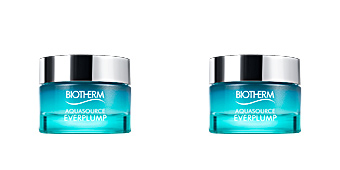 Anti aging cream & anti wrinkle treatment AQUASOURCE EVERPLUMP Biotherm