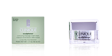 Clinique SCULPTWEAR contouring massage cream mask 50 ml