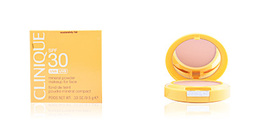 Pó compacto MINERAL POWDER SPF30 Clinique