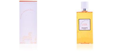 Hermès EAU DES MERVEILLES shower gel 200 ml