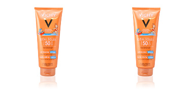 Faciais CAPITAL SOLEIL enfants lait SPF50 Vichy