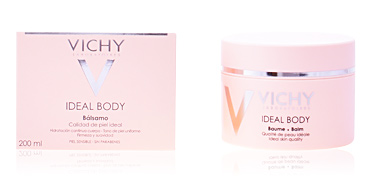 Hidratante corporal IDEAL BODY baume qualité de peau idéale Vichy