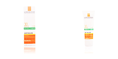 ANTHELIOS gel-crème toucher sec anti-brillante SPF30 La Roche Posay
