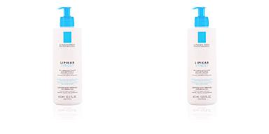 LIPIKAR SYNDET gel-creme nettoyant anti-irritations La Roche Posay