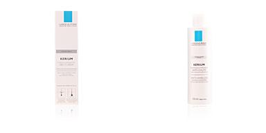 Queda de cabelo KERIUM shampooing complément anti-chute La Roche Posay