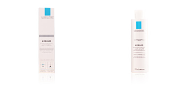 Traitement anti-chute KERIUM shampoing complément anti-chute La Roche Posay
