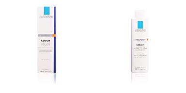 Champú anticaspa KERIUM shampooing creme antipelliculaire micro-exfoliant La Roche Posay