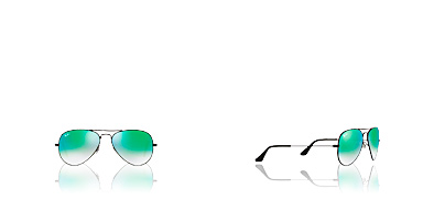 Lunettes de Soleil RAY-BAN RB3025 002/4J Ray-ban