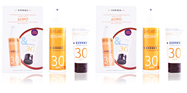 SUNSCREEN FACE & BODY SET Korres