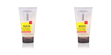 Fixation et Finition STUDIO LINE invisi fix gel nº 6 L'Oréal París