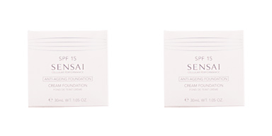 Foundation makeup SENSAI CELLULAR PERFORMANCE cream foundation SPF15 Kanebo
