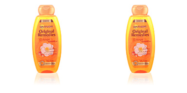 ORIGINAL REMEDIES champú argán y camelia 400 ml Fructis