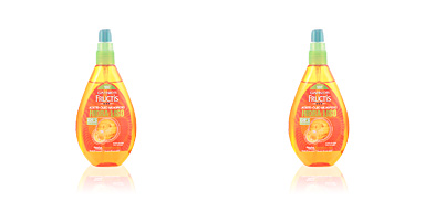 Protecteur thermique cheveux FRUCTIS HIDRA LISO 72H aceite milagroso Garnier