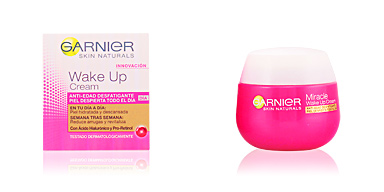 Cremas Antiarrugas y Antiedad SKIN NATURALS MIRACLE WAKE UP cream Garnier