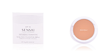 Foundation makeup SENSAI CELLULAR PERFORMANCE TOTAL FINISH anti-ageing foundation refill Kanebo