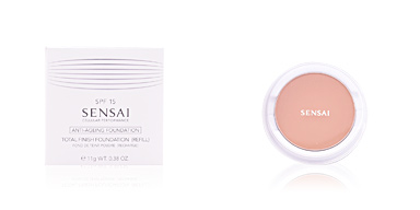 Fondation de maquillage SENSAI CELLULAR PERFORMANCE TOTAL FINISH anti-ageing foundation recharge Kanebo